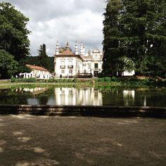 #travel #portugal #douro #oporto #wine #roadtrip #landscape #mateus #palace by lhnina