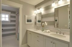 2013 Fall Parade of Homes - transitional - bathroom - minneapolis - by Highmark Builders