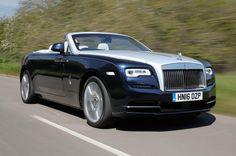 2016 Rolls-Royce Dawn review | Autocar