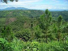 Cerro Las Mesas, visto desde Santa Rita, Tejutepeque - El Salvador by heblara