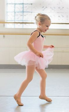 there's nothing cuter than baby ballet :')