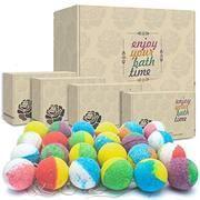 24 Organic Natural Bath Bombs Handmade Bubble Bath Bomb Gift Set R Jaldesigns In 2020 Natural Bath Bombs Bath Bomb Gift Sets Bubble Bath Bomb
