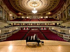 Eastman Theatre, Rochester, NY