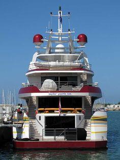 "50-meter yacht ""JoyMe"""
