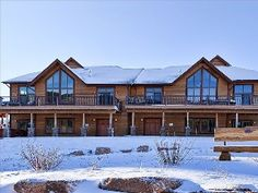 Luxury Townhomes: Best Location for... - HomeAway Deadwood