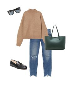 6 Easy and Mom-Approved Outfits to Wear to Fall School Pickup Mom Outfits, Simple Outfits, Casual Outfits, Fashion Outfits, Womens Fashion, Fall Winter Outfits, Autumn Winter Fashion, Fall Fashion, Comfortable Fall Outfits