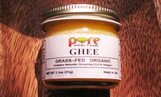 The Health Benefits of Cooking with Ghee