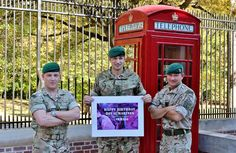 Our Royal Marines wishing their fellow Royal Marines a happy birthday! Share your birthday messages using the hashtag Birthday Messages, It's Your Birthday, Happy Birthday, British Armed Forces, Royal Marines, Wish, Arms, England, Relationship