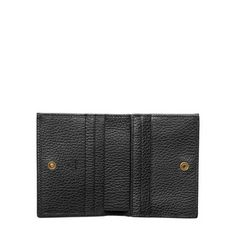 Gucci Leather card case with butterfly  - view 2