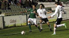 Roberto marca un gol victorioso para el Toledo