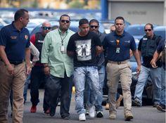 FOTOS: Policía difunde imágenes de los otros tres acusados del...