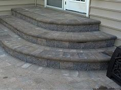 Examine this significant graphics and suss out today information and facts on Landscaping Ideas for Front Yard Patio Stairs, Exterior Stairs, Backyard Patio, Front Door Steps, Porch Steps, Brick Steps, Concrete Steps, Tiled Staircase, Cement Patio