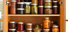 """The Proactive Pantry – Marilyn McKenna – I am probably the last person on the face of the Earth who will tell you to start canning all your food in order to eat healthier. I am, after all, the laziest (healthy) cook in North America. I will, however, tell you that once you've done your """"Pantry Purge"""" based on the principle of throwing out RED LIGHT FOODS and minimizing your use of YELLOW LIGHT FOODS, you've got plenty of room in there for loads of GREEN LIGHT FOODS. As the name..."""
