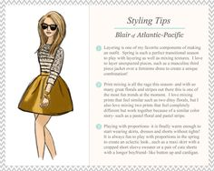 Ruche, styling tips