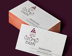 "Check out new work on my @Behance portfolio: ""Logo Design / Üzümlü evleri"" http://be.net/gallery/56980853/Logo-Design-UEzuemlue-evleri"