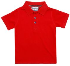 "The Dragon and The Rabbit ""Eagle Applique"" Polo Shirt"