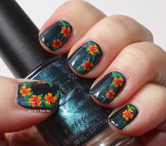Marias Nail Art and Polish Blog: Devious first looks