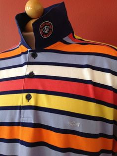 Shark-3 Mens Short Sleeve Polo Shirt Regular Blouse Sport Tee