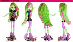 All about Monster High: Monster High figures