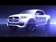 Mercedes Concept X Class – Mercedes-Benz PickUp Truck - YouTube