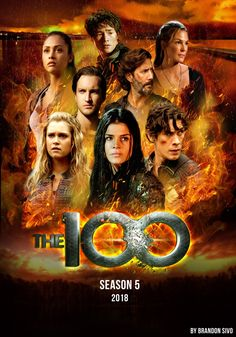 Lexa The 100, The 100 Clexa, Bellarke, Best Tv Shows, Best Shows Ever, The 100 Grounders, Great Expectations Movie, The 100 Serie, The 100 Poster
