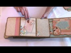Precious Memories Mini-Album - YouTube