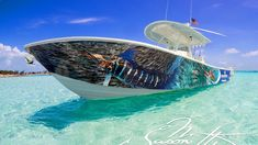 Boat Parts Online Specialists Possess Great Insight for Wakesurfer Novice Best Fishing Boats, Sport Fishing Boats, Sport Boats, Fly Fishing, Fishing Rigs, Fishing Charters, Boat Wallpaper, Offshore Boats, Boat Wraps