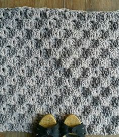 This luxurious moonstone t-yarn rug is versatile. You need a shower mat? A bath mat? A kitchen sink rug? A rug next to your bed? It is crocheted using t. Crochet Rugs, Shag Rug, Stud Earrings, Luxury, Kitchen Sink, Bath Mat, Accessories, Shower, Bed