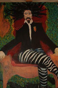 """140x200 oil on canvas , """" san daniele """"2012"""