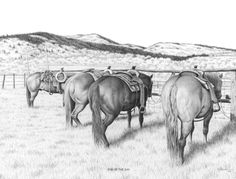 Bernie Brown from Okotoks AB Canada -- the greatest pencil sketch artist of all time!!