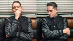 G-Eazy, photos by Darian Simon.