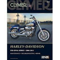 42 best motorcycle repair manuals images on pinterest repair clymer manual harley fxd dyna 2006 2011 fandeluxe Choice Image