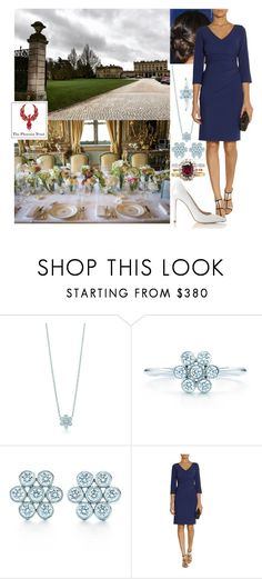 """""""Hosting a lunch on St Andrew's Day to thank supporters of The Phoenix Trust at Cliveden Mansion"""" by marywindsor ❤ liked on Polyvore featuring Tiffany & Co., Diane Von Furstenberg and L.K.Bennett"""