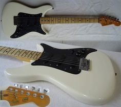 White Fender Lead II