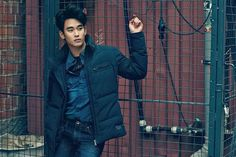 Kim Soo Hyun - Dazed and Confused Magazine November Issue '13