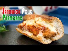 Pollo Parmesano al Horno y en Sandwich - YouTube