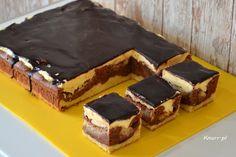 Sprawdź to, zjedz to! Polish Recipes, Polish Food, Chocolate, Sweet Recipes, Recipies, Cheesecake, Cooking Recipes, Sweets, Cookies