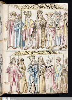 51 [24r] - Ulrich <von Richental>: Chronik - Seite - Handschriften - BLB Karlsruhe