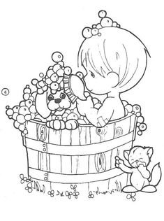 253 Best Precious Moments Coloring Pages images   Coloring pages ...