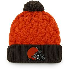 cleveland browns women flap hat