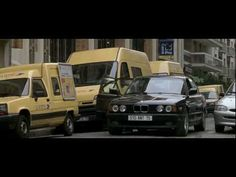 Car Chase from Ronin - A (Part 1 of 2) [HD]