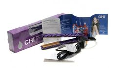 CHI Tribal Zebra Collection Purple flat iron [CHI003] - $63.00 :