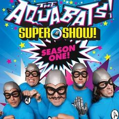 GIVEAWAY: Win The Aquabats! Super Show! Season One DVD and T-Shirt! -- MC Bat Commander and his team of five heroes protect the world from the most dastardly villains in this two-disc DVD set, available now! -- http://wtch.it/jQnMp