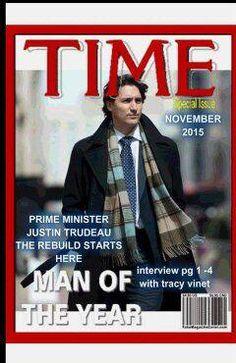 Prime Minister Liberal Justin Trudeau