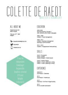 Curriculum Vitae by Design Curriculum Vitae Examples, Curriculum Vitae Resume, Creative Curriculum, Cv Design, Resume Design, Graphic Design, Creative Portfolio, Creative Resume, Job Cv