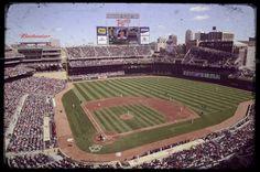 Target Field, home of the Minnesota Twins