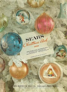 If you're looking for vintage Christmas Catalogs, look no further than this site - it's AWESOME! Catalogs from the 1930s - 1980s each page scanned. So so cool to browse through and see ornaments from back in the day, and the toys we always hoped we'd get!