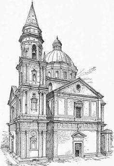 renaissance architecture Google 검색 대성당 성 그림 어반 스케쳐스