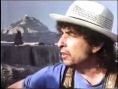 "Van Morrison and Bob Dylan...So Van says to Bobby; ""hey, let's go jam on a hilltop in Greece."" Then Bob says; ""yea, ok, sure."" And then they do it."