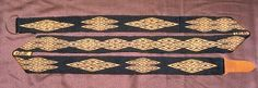 Guntram's Tabletweaving Page: Card weaving patterns and fairly complex pattern software